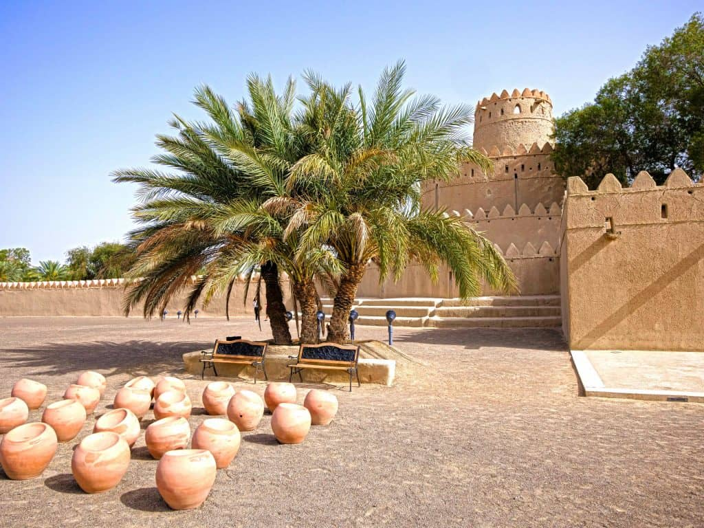 Al Ain, UAE, one of the Best Places to Visit in Dubai