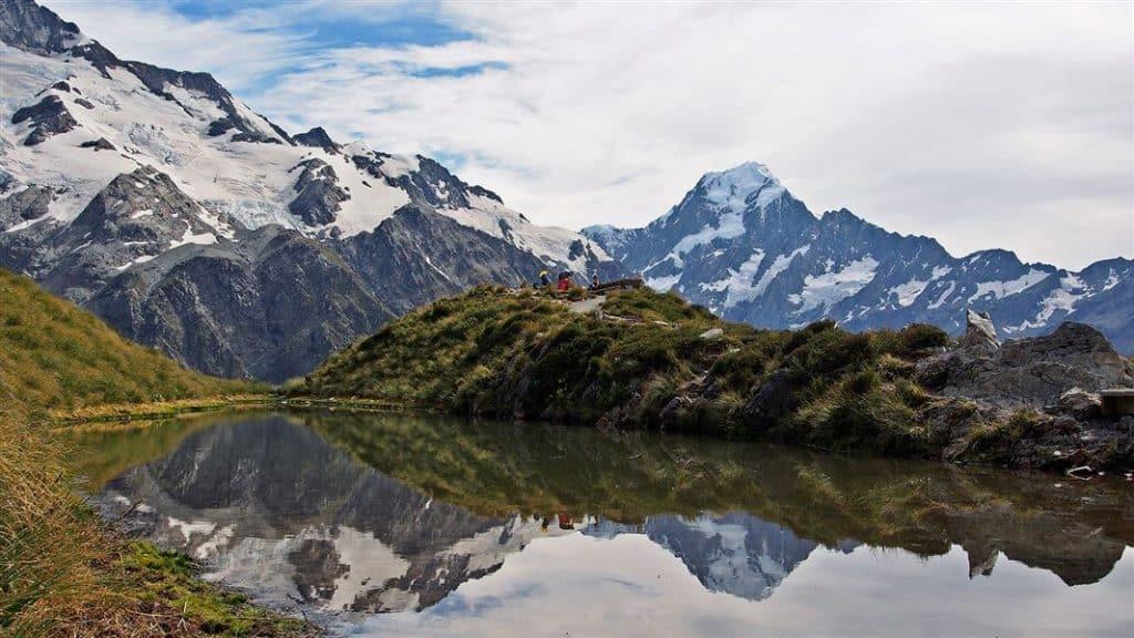 Aoraki Mt Cook, NZ