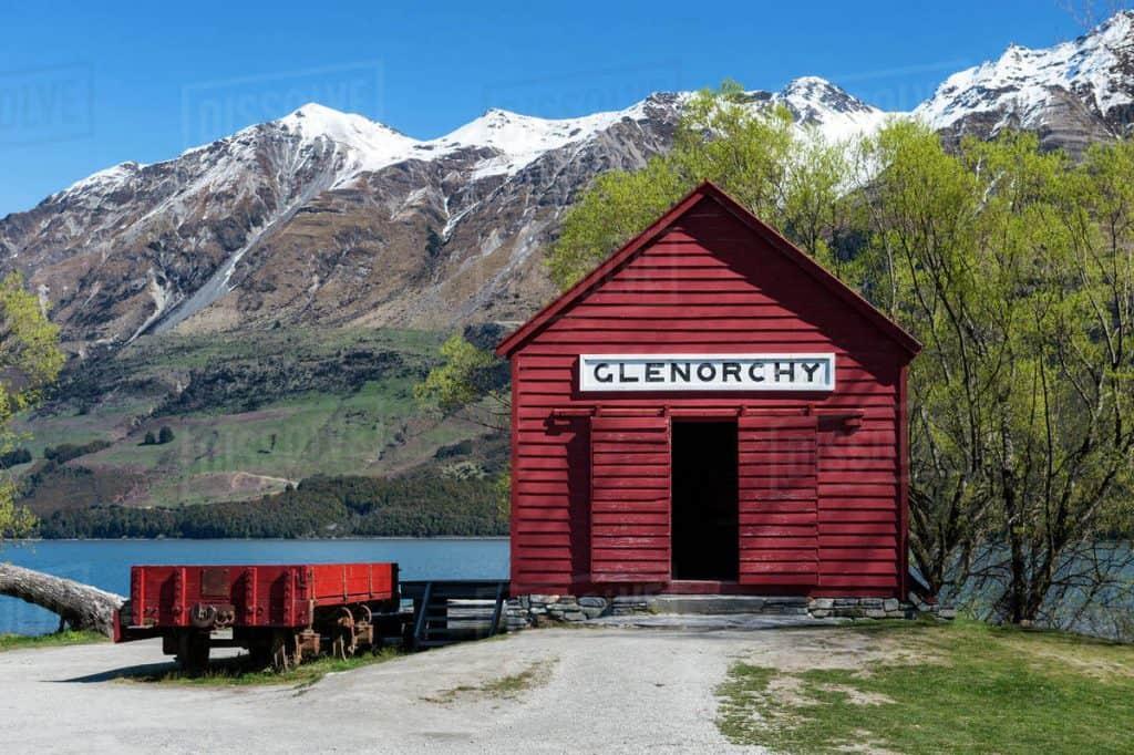 Glenorchy nz
