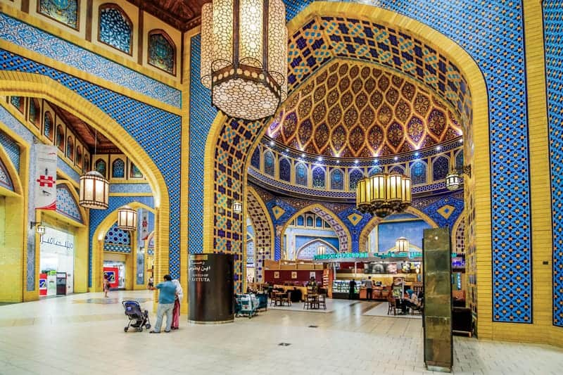 Ibn Battuta Mall, one of the Best Places to Visit in Dubai