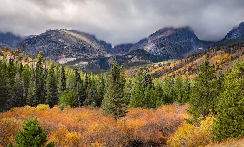 Rocky Mountain National Park, Estes Park, United States