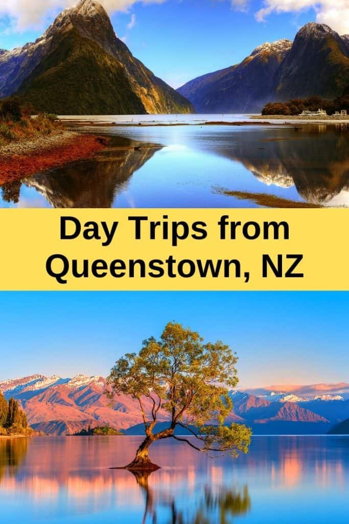 day trip from queenstown
